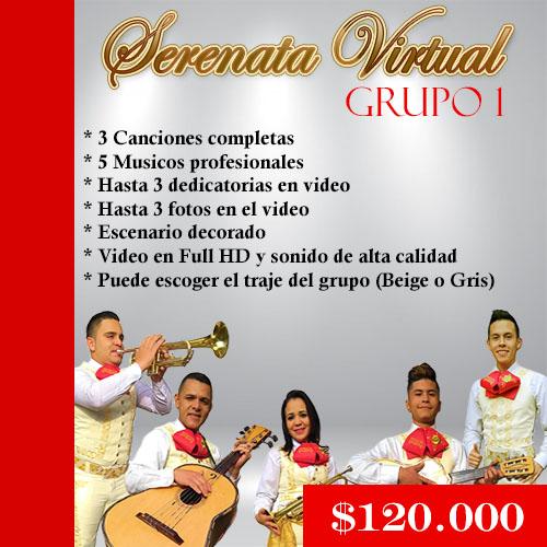 serenatas virtuales